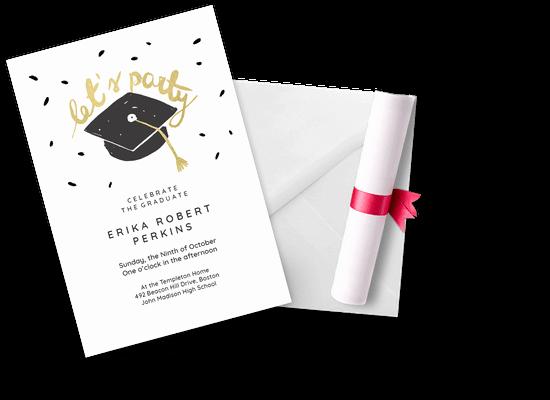 Graduation Dinner Invitation Template Best Of Graduation Party Invitation Templates Free