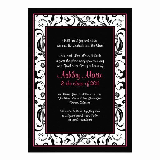 Graduation Dinner Invitation Template Best Of Sample Graduation Dinner Invitations Wording