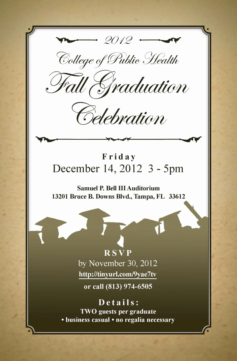 Graduation Dinner Invitation Template Elegant Graduation Dinner Invitation