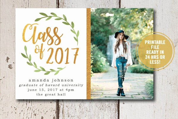 Graduation Dinner Invitation Template Fresh 40 Invitation Templates In Psd