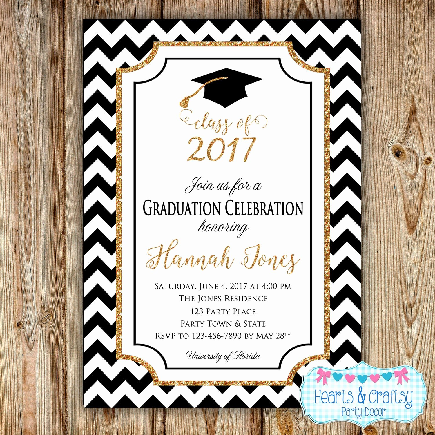 Graduation Party Invitation Template Free Luxury Graduation Party Invitation College Graduation Invitation