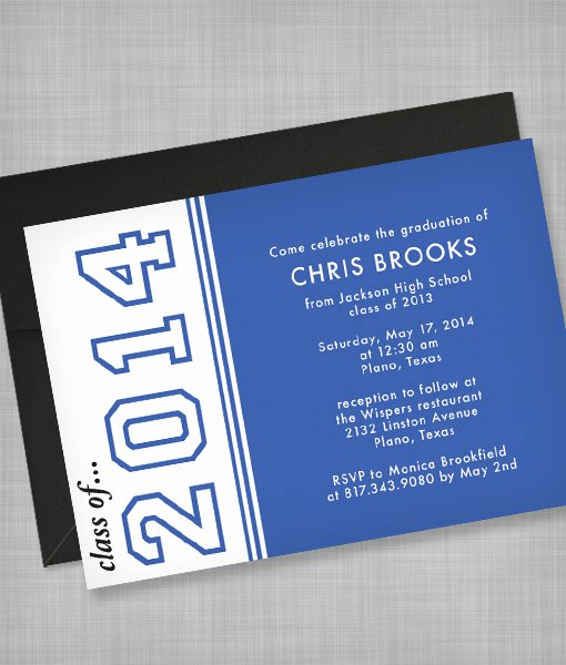 Graduation Party Invitation Template Free Luxury High School Graduation Invitation Template