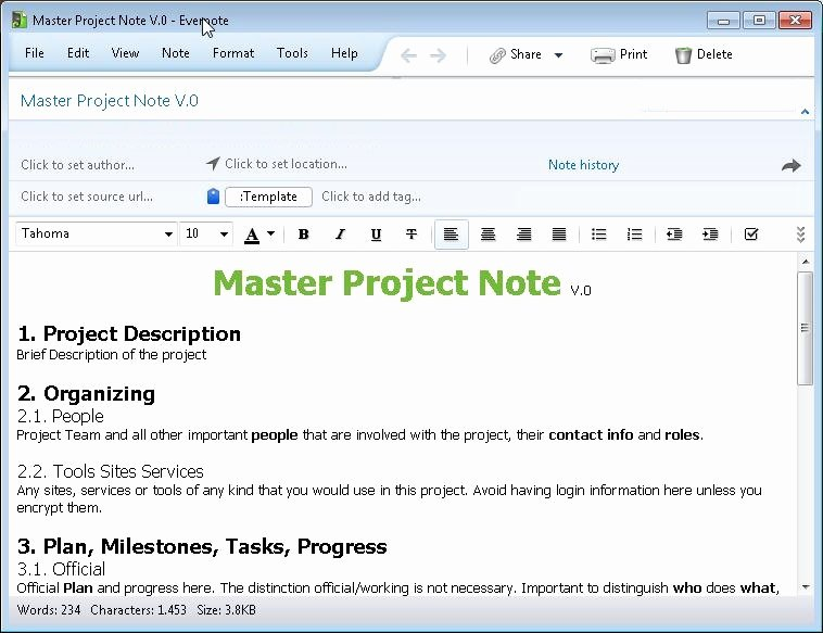 Gtd Project Planning Template Awesome Gtd Project List Template Exceldownload Free software