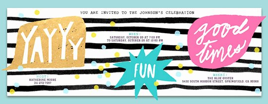 Happy Hour Invitation Email Template Elegant Free Happy Hour Line Invitations