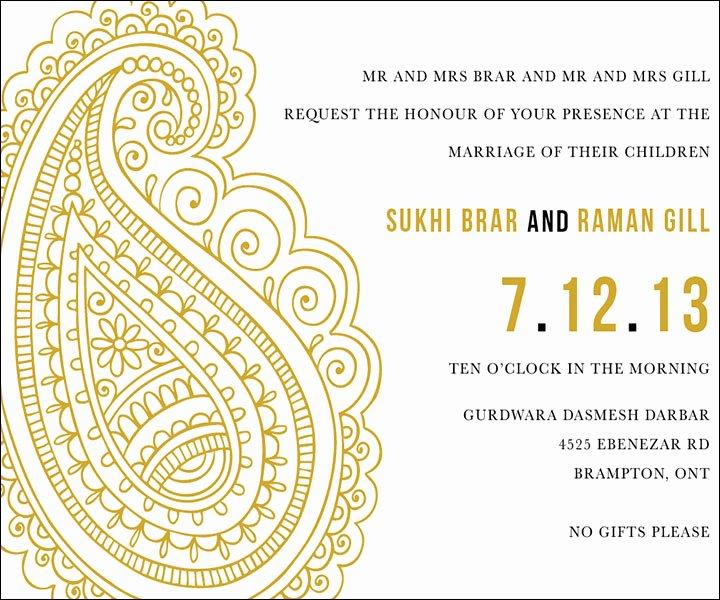 Hindu Wedding Invitation Template Elegant 10 Awesome Indian Wedding Invitation Templates You Will Love