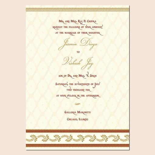 Hindu Wedding Invitation Template Inspirational Indian Wedding Invitation Template Shaadi