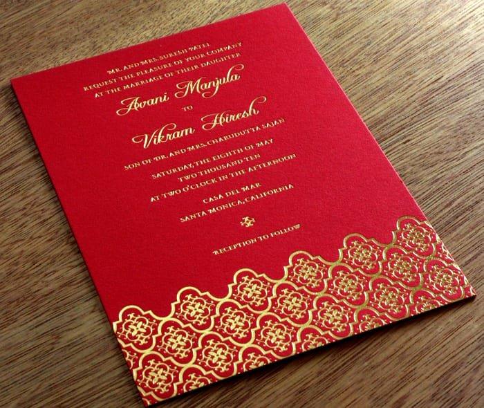 Hindu Wedding Invitation Template New Wedding Invitation Cards Designs Template