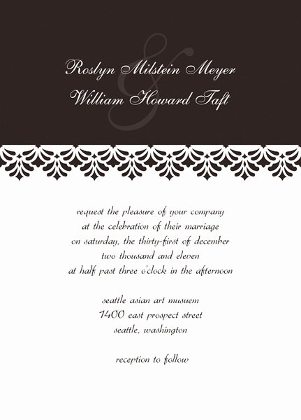 Hobby Lobby Wedding Invitations Template Beautiful Hobby Lobby Wedding Invitation Templates