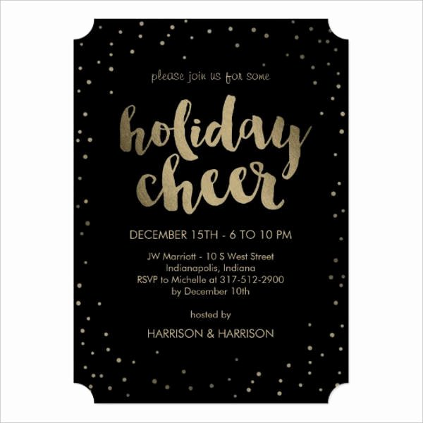 Holiday Dinner Invitation Template Fresh 47 Dinner Invitation Templates Psd Ai