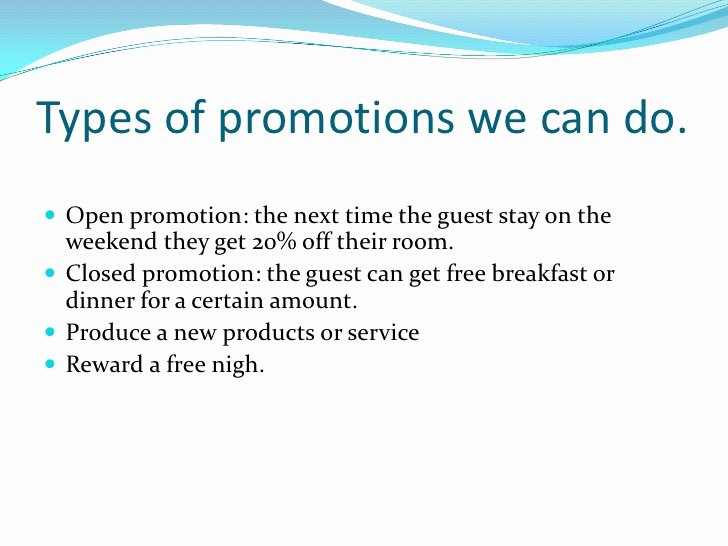Hotel Marketing Plan Template Inspirational Marketing Plan for the Sheraton Hotel
