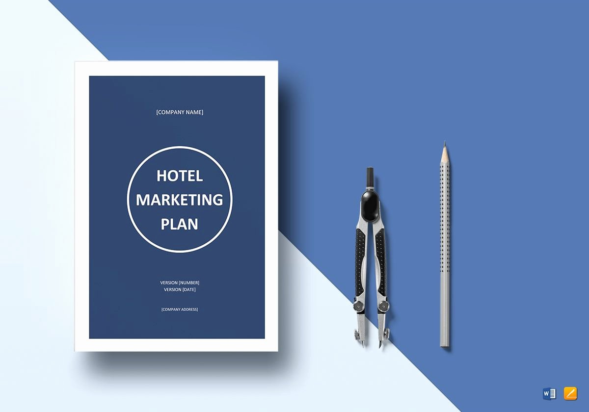 Hotel Marketing Plan Template Luxury Hotel Marketing Plan Template In Word Google Docs Apple