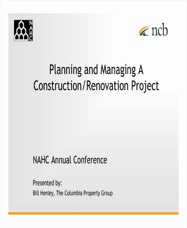 House Renovation Project Plan Template Luxury 5 Home Renovation Project Plan Templates Pdf Word