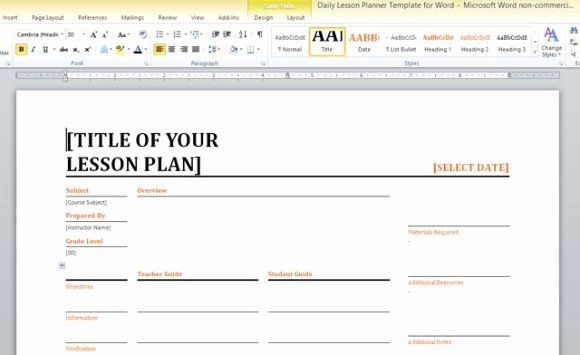 Ib Lesson Plan Template Inspirational Pin Strategic Teaching Lesson Plan Template On Pinterest