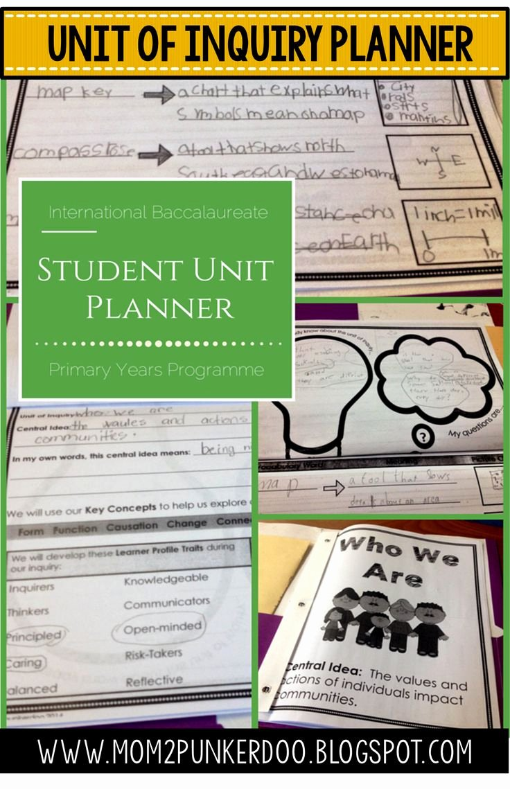 Ib Lesson Plan Template Unique 127 Best International Baccalaureate Pyp and Myp Images On
