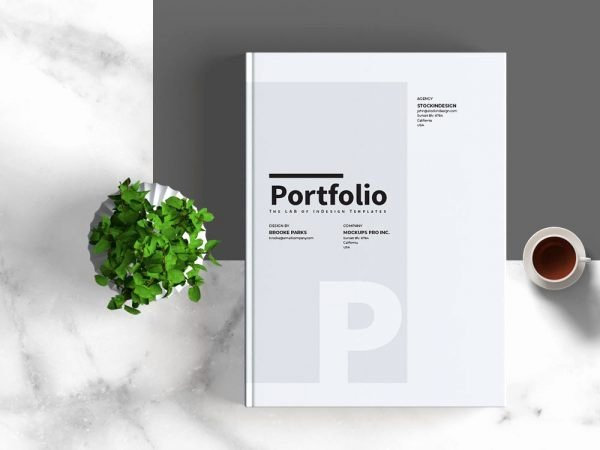 Indesign order form Template Inspirational Download Overview Template Stockindesign