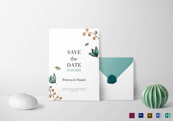 Indesign Wedding Invitation Template Fresh 34 Wedding Invitation Design Templates Psd Ai