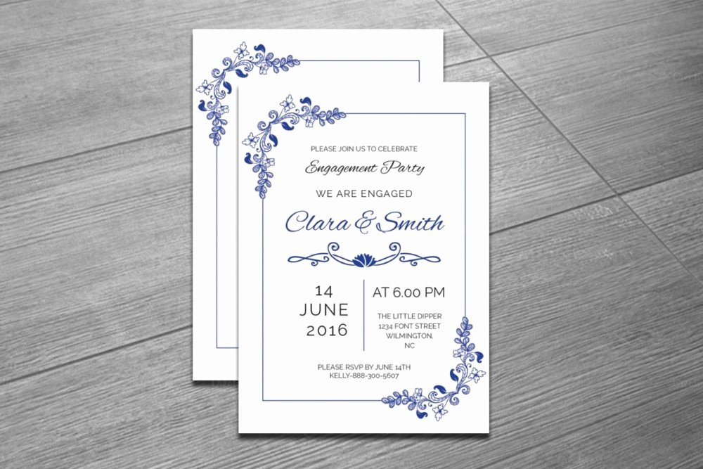 Indesign Wedding Invitation Template Unique Wedding Invitations Indesign Template