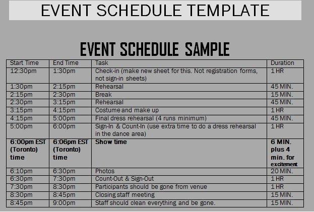 Interview Schedule Template Excel Fresh Interview Schedule Template for Qualitative Research