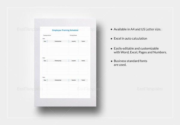 Interview Schedule Template Excel Unique Free 17 Interview Schedule Examples & Samples In Pdf