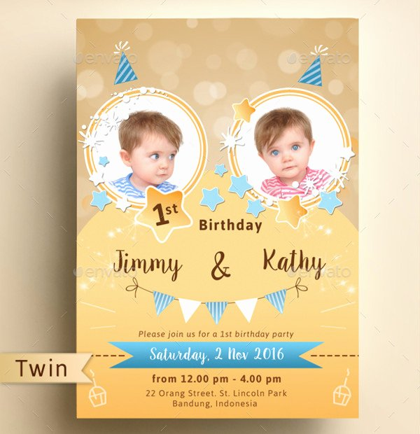 Kids Party Invitation Template Unique 30 Beautiful Kids Birthday Invitations Psd Eps Ai