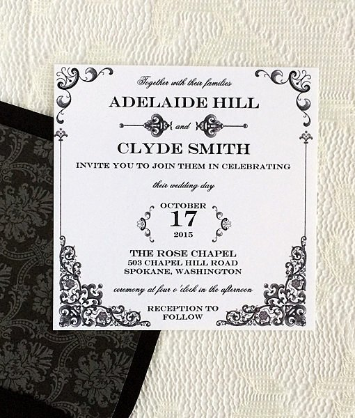 Lace Wedding Invitation Template Beautiful Discover Invitation Templates Diy Bride Tip