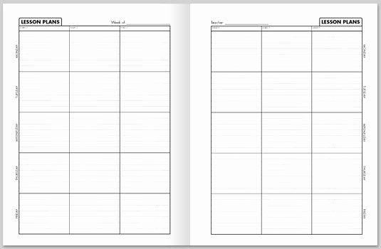 Lesson Plan Template Free Printable Best Of Helping Preschool Teachers How to Make A Preschool Lesson