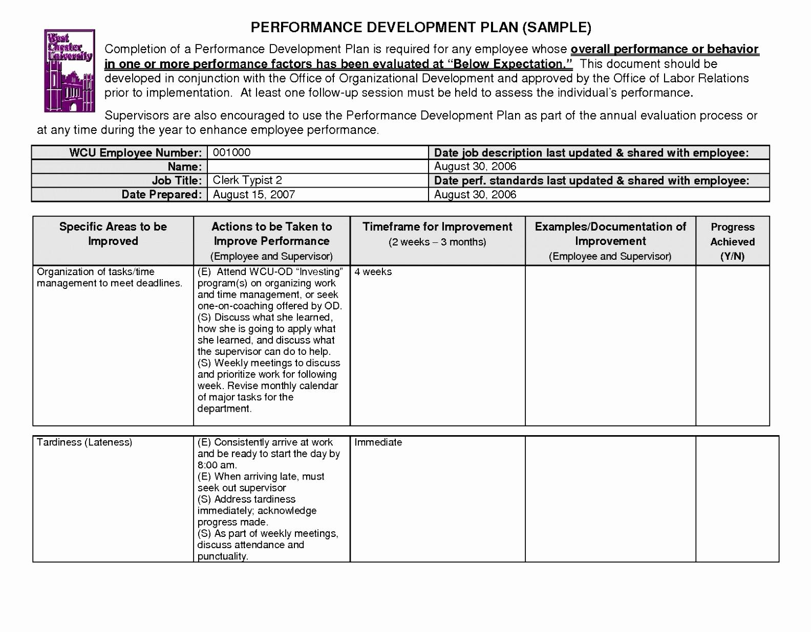 Lesson Plan Template Nyc Inspirational Part Time Job Fer Letter Template Examples