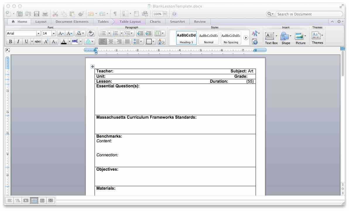 Lesson Plans Blank Template Elegant the Smartteacher Resource Blank Lesson Plan Template