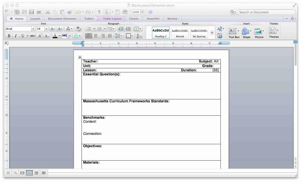 Lesson Plans Blank Template Elegant the Smartteacher Resource Blank Lesson Plan Template