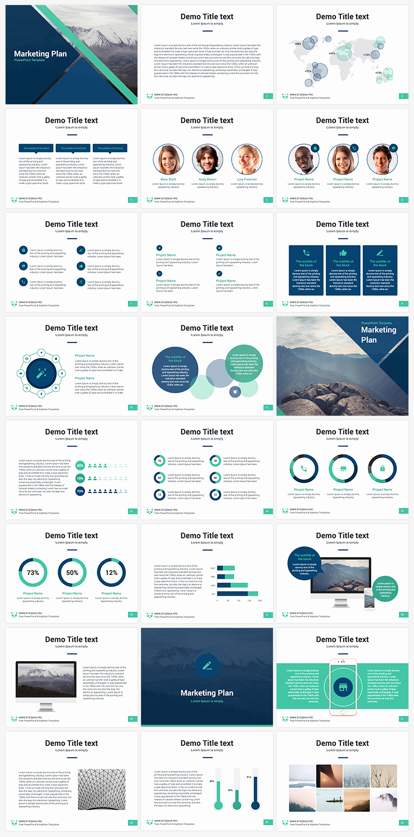 Marketing Plan Powerpoint Template Beautiful the Best 8 Free Powerpoint Templates Hipsthetic