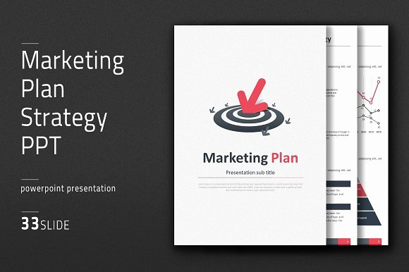 Marketing Plan Powerpoint Template Unique Marketing Plan Strategy Ppt Vertical Presentation