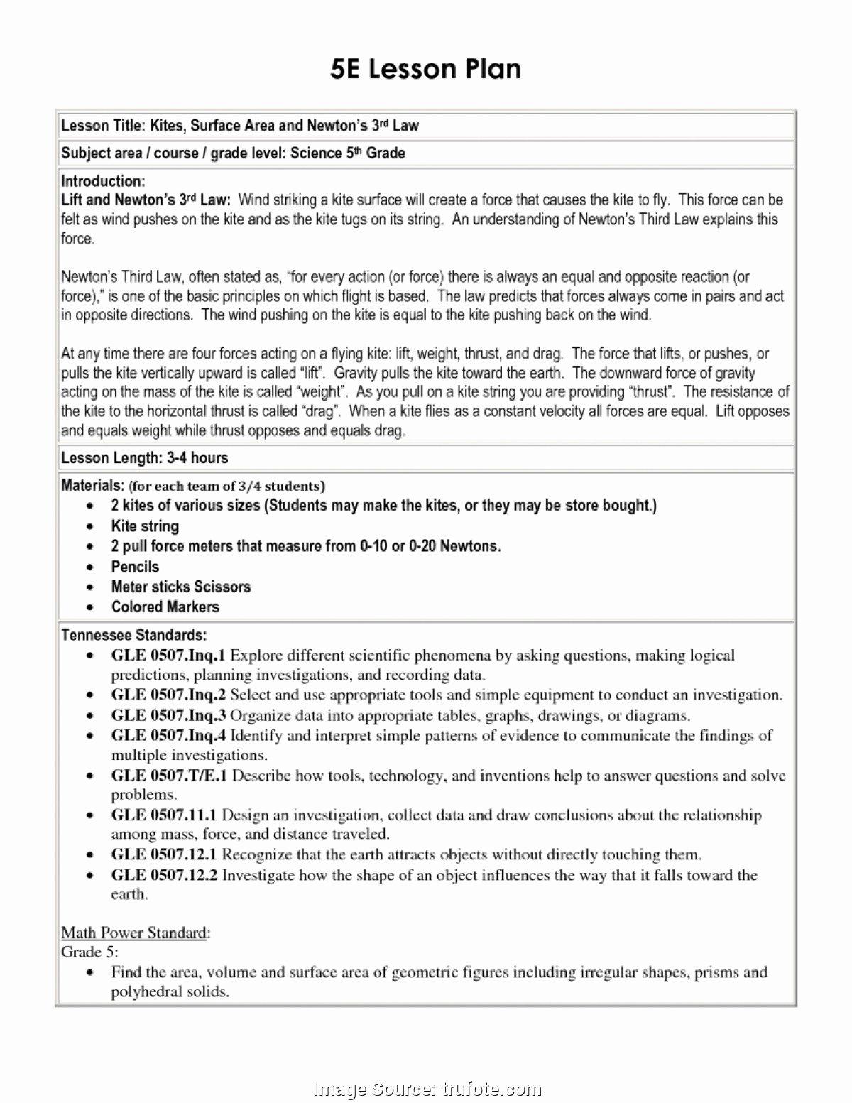 Marzano Lesson Plan Template Doc Elegant Newest Lesson Plan for Preschool Art 6th Grade Lessons