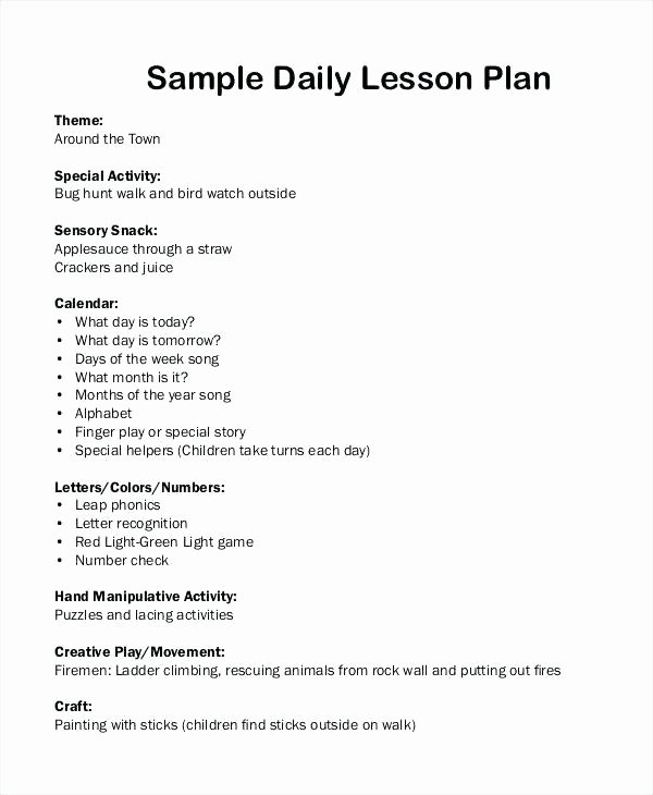Marzano Lesson Plan Template Doc Inspirational Template for Lesson Plans Best Plan It Lesson Plans