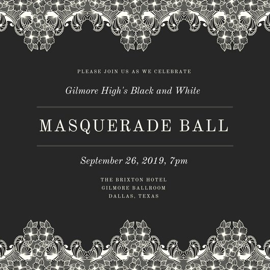 Masquerade Ball Invitations Template Beautiful Navy Blue Masquerade Mask Party Invitation Templates by