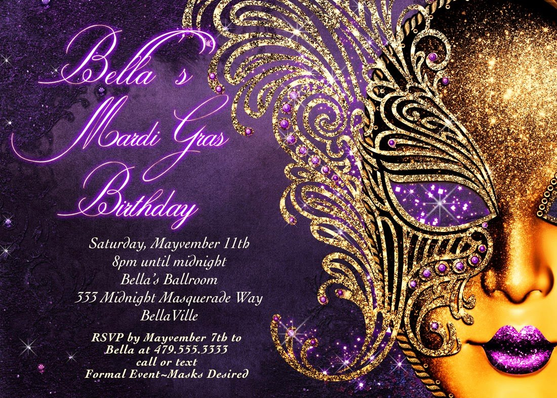 Masquerade Mask Invitation Template Awesome Bella Luella January Has E and Gone