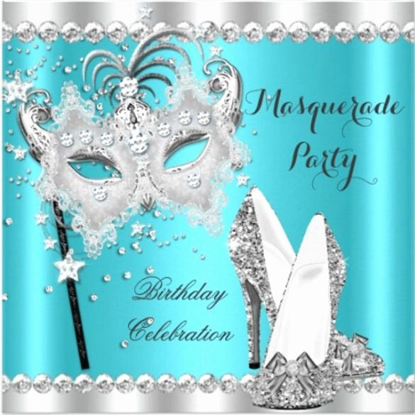 Masquerade Mask Invitation Template Lovely 67 Best Adult Birthday Party Images On Pinterest