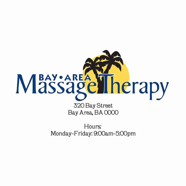 Massage therapy Business Plan Template Best Of Ideas & Examples for Massage therapist Business Cards