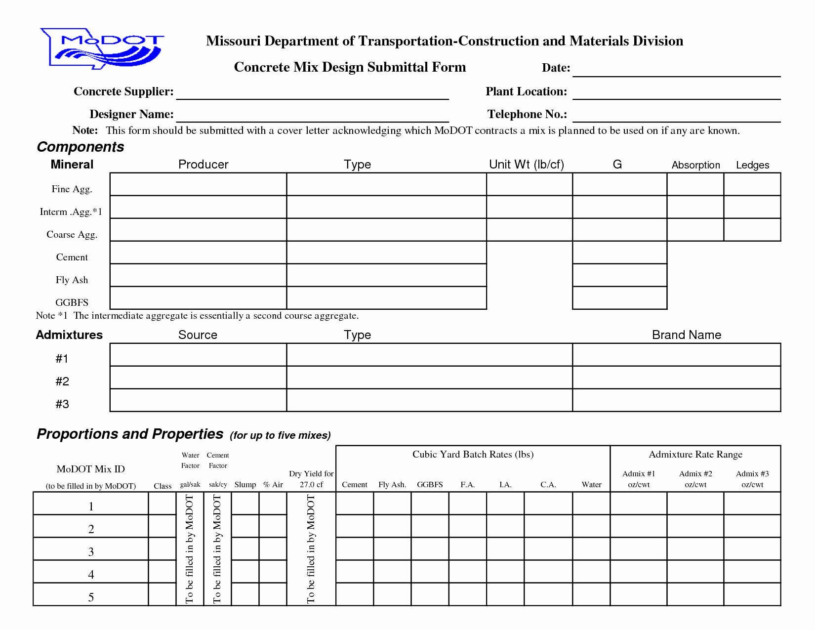 Material Submittal form Template Inspirational Transmittal form Cms
