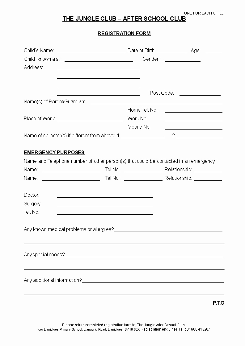 Medical Consent form Template Free Elegant Printable Medical Consent form