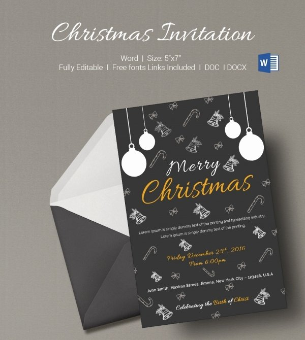 Microsoft Office Wedding Invitation Template Beautiful 50 Microsoft Invitation Templates Free Samples