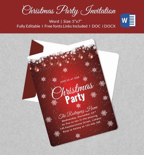 Microsoft Office Wedding Invitation Template Luxury 50 Microsoft Invitation Templates Free Samples