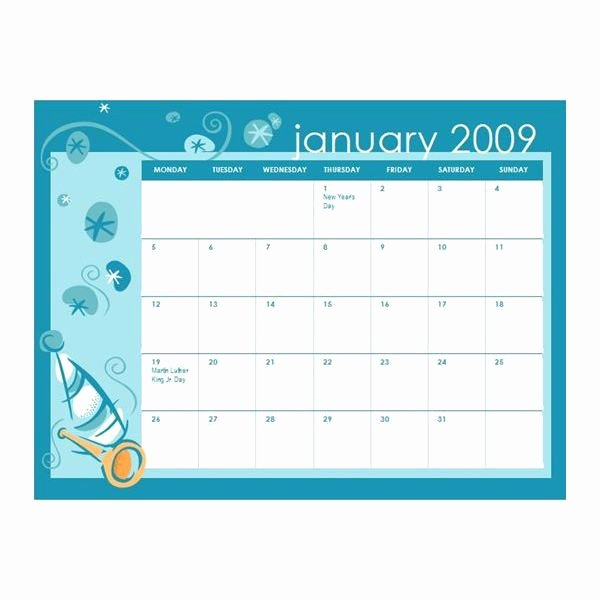 Microsoft Word Schedule Template New How to Make A Calendar In Microsoft Word 2003 and 2007