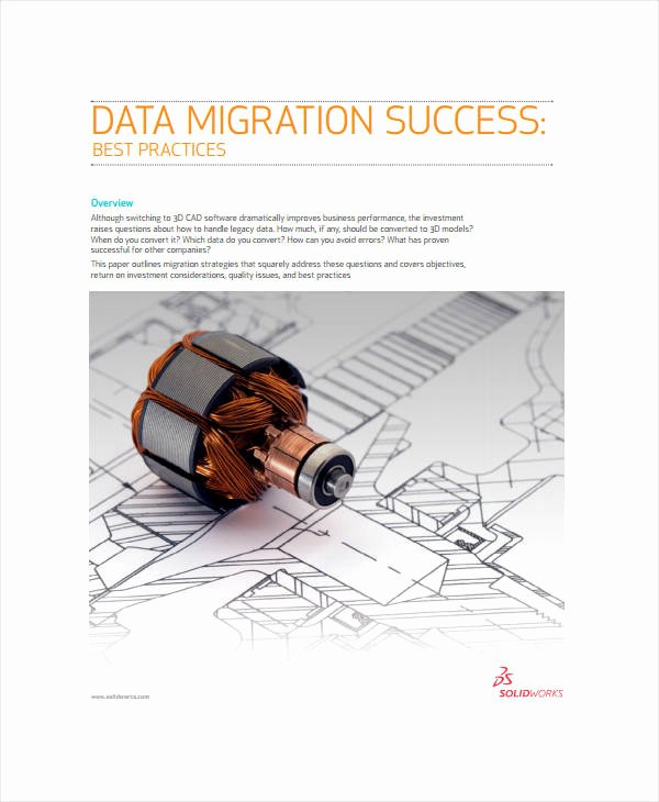 Migration Project Plan Template Luxury 4 Migration Project Plan Templates Pdf