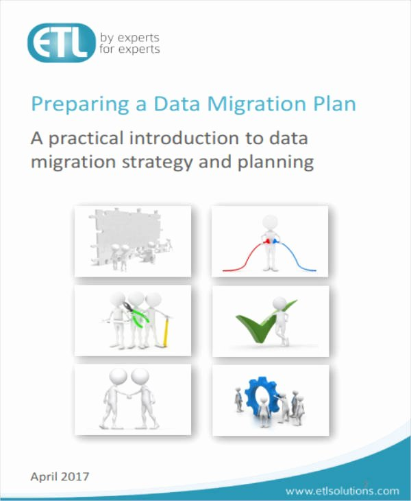 Migration Project Plan Template New 4 Migration Project Plan Templates Pdf