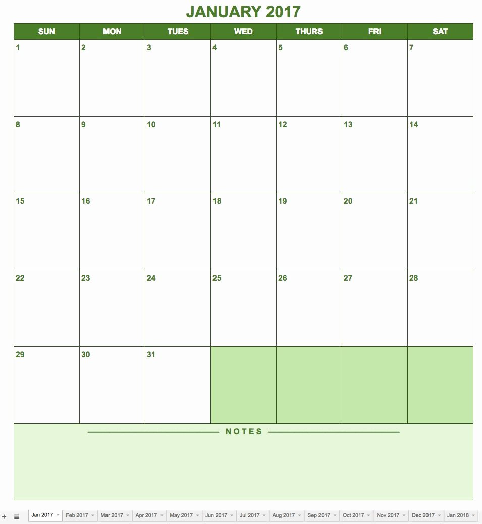 Monthly Calendar Schedule Template Inspirational Free Google Calendar Templates