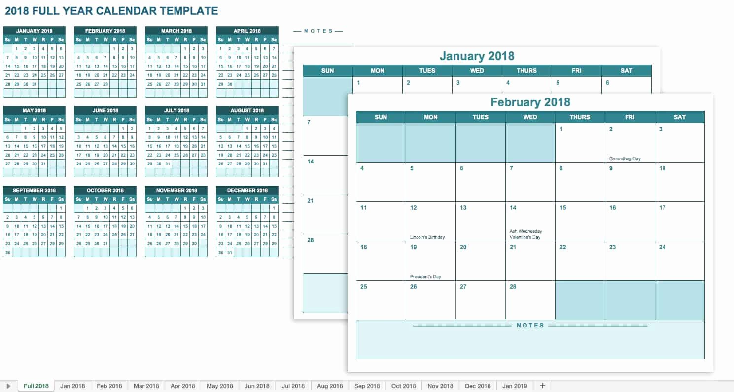 Monthly Schedule Template Excel Elegant 15 Free Monthly Calendar Templates