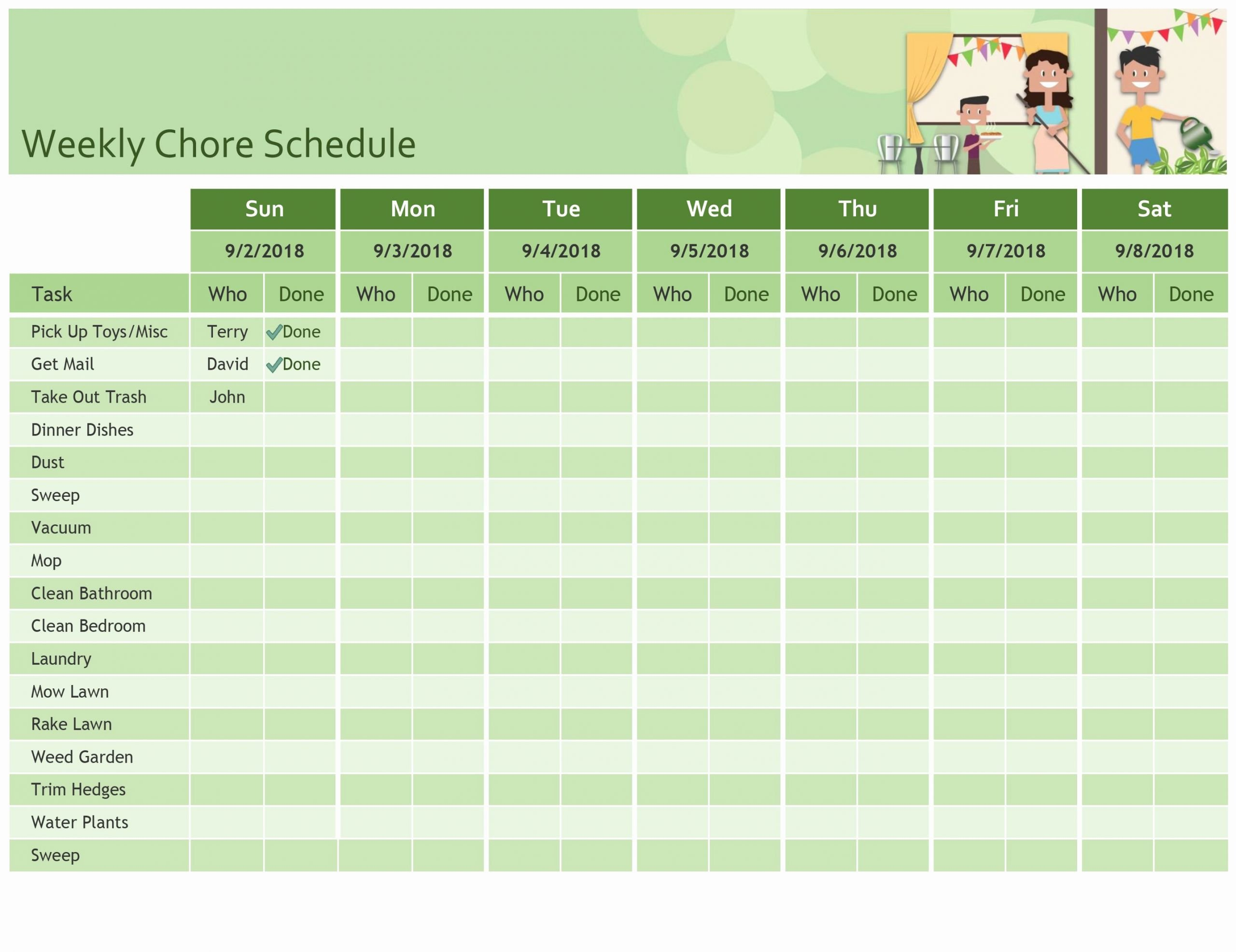 Monthly Schedule Template Excel Lovely Schedules Fice