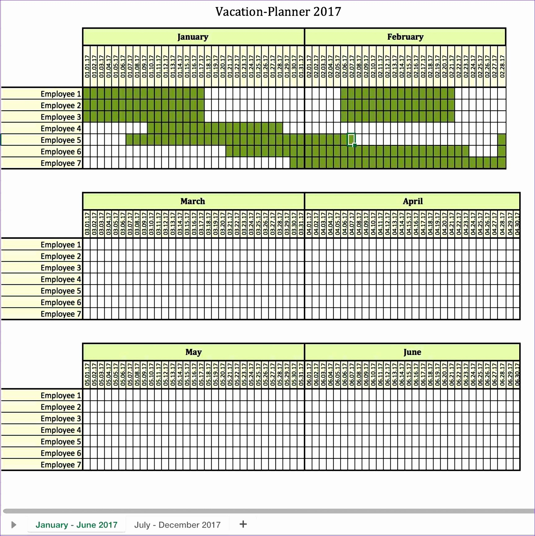 Monthly Shift Schedule Template Unique 8 Monthly Employee Work Schedule Template Excel