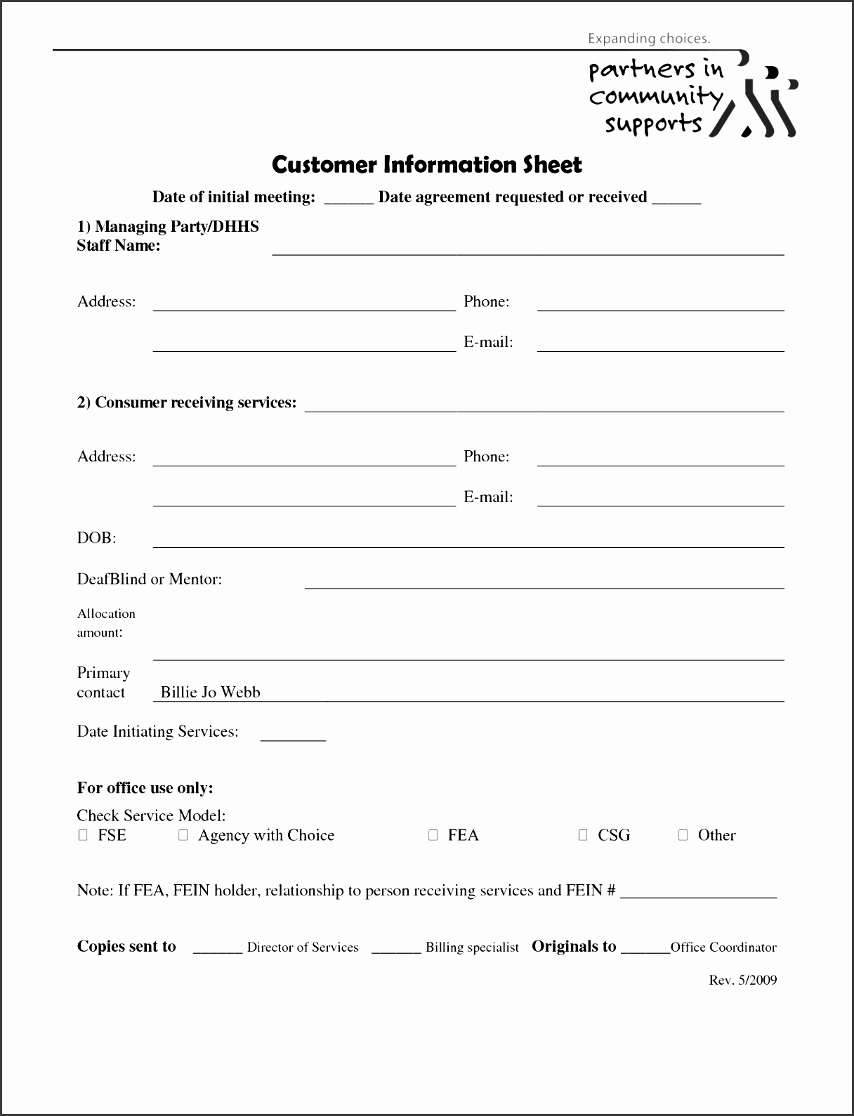 New Customer form Template Free Beautiful 10 Client Information Sheet format Sampletemplatess