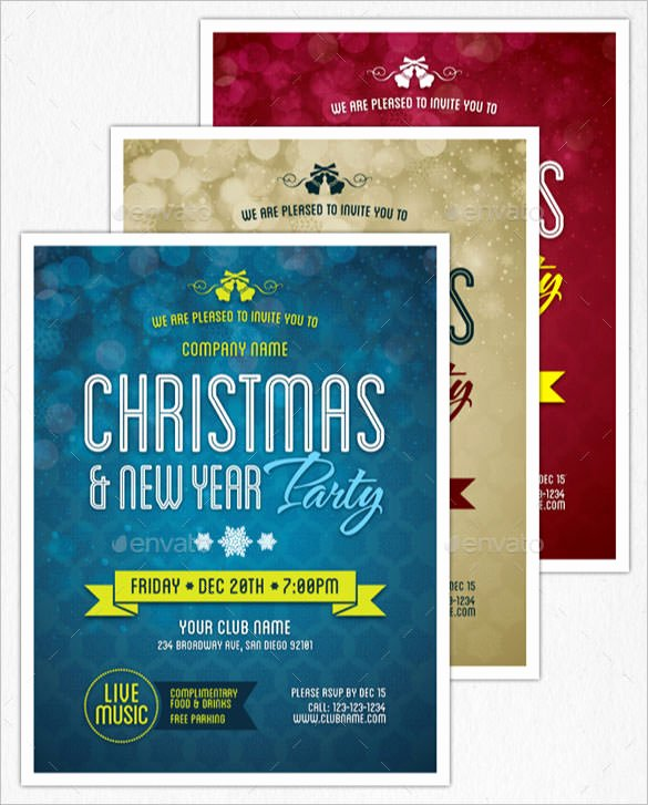 New Year Party Invitation Template Fresh 28 New Year Invitation Templates – Free Word Pdf Psd